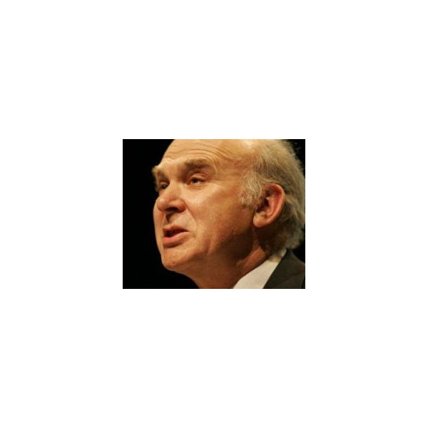 Vince Cable [Photo: LDD Pics]