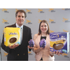 Cllr David Goodall & MP Jo Swinson campaign against excess packaging