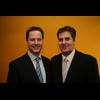 Liberal Democrat Leader Nick Clegg MP and Cllr David Goodall