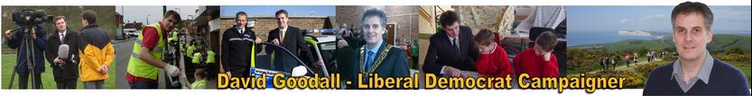 David Goodall - Liberal Democrat Campaigner