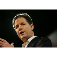 Nick Clegg (Photo by Dave Radcliffe for the Liberal Democrats)