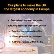 Five points for a stronger and fairer industrial future
