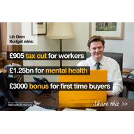 Lib Dem highlights in the 2015 Budget