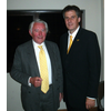 Lord David Steel and Cllr David Goodall