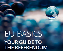EU Guide front cover
