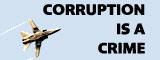 Corruption is a Crime