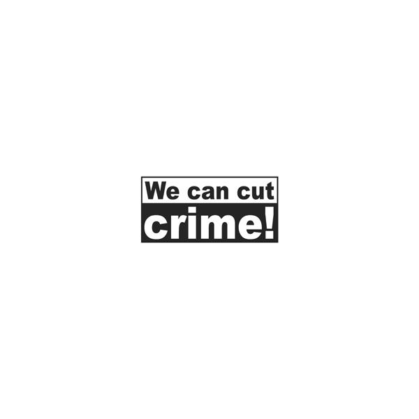 We can cut crime campaign