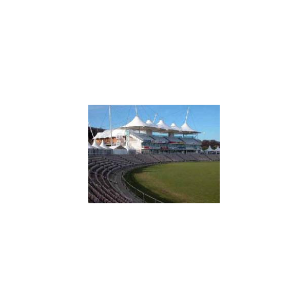 A picture of the Rose Bowl Cricket Ground