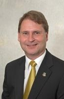 Eastleigh Borough Council Leader Keith House