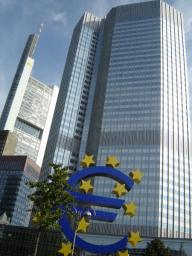 European Central Bank, Frankfurt