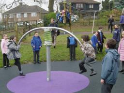 Hatch Grange play area gets a full inspection