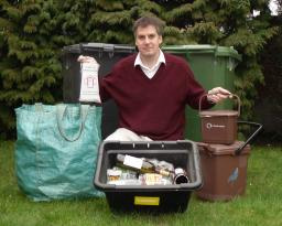 Southampton Itchen PPC shows how better recycling is possible in neighbouring Eastleigh