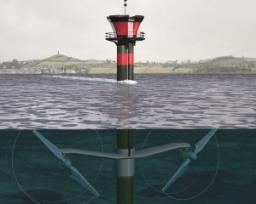 The 1MW SeaGen turbine will go into action this year
