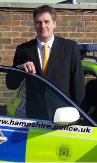 Cllr David Goodall - PCC Candidate for Hampshire