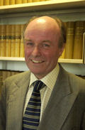 Barrie Crook, Chief Executive of the Hampshire Probation Trust